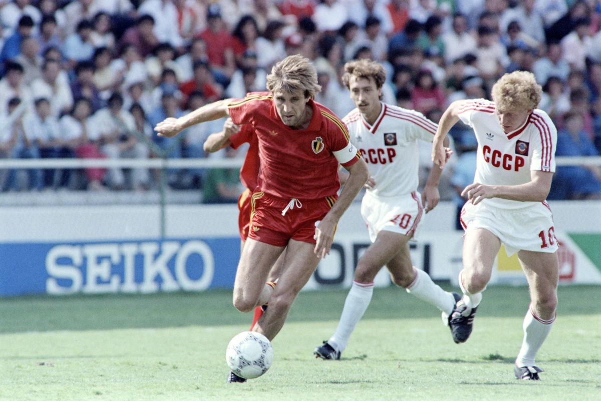 FIFA WORLD CUP 19861/8 final match betw