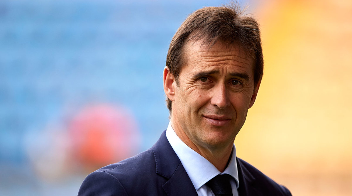 Lopetegui's selfish act, manner forced Spain's hand