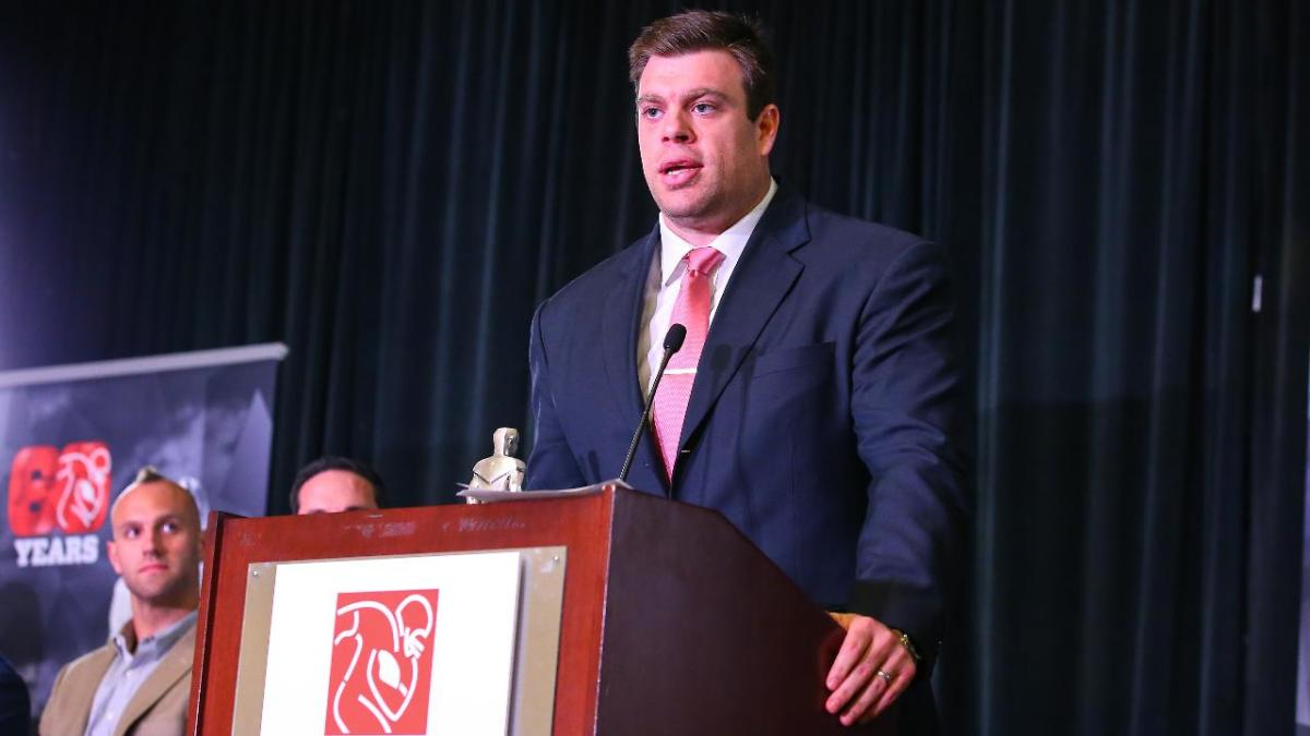 Bengals' Eric Winston Re-Elected For Third Term As NFLPA President--IMAGE