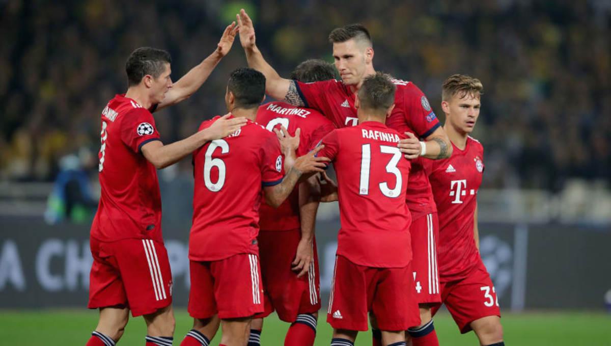 Mainz 05 Vs Bayern München