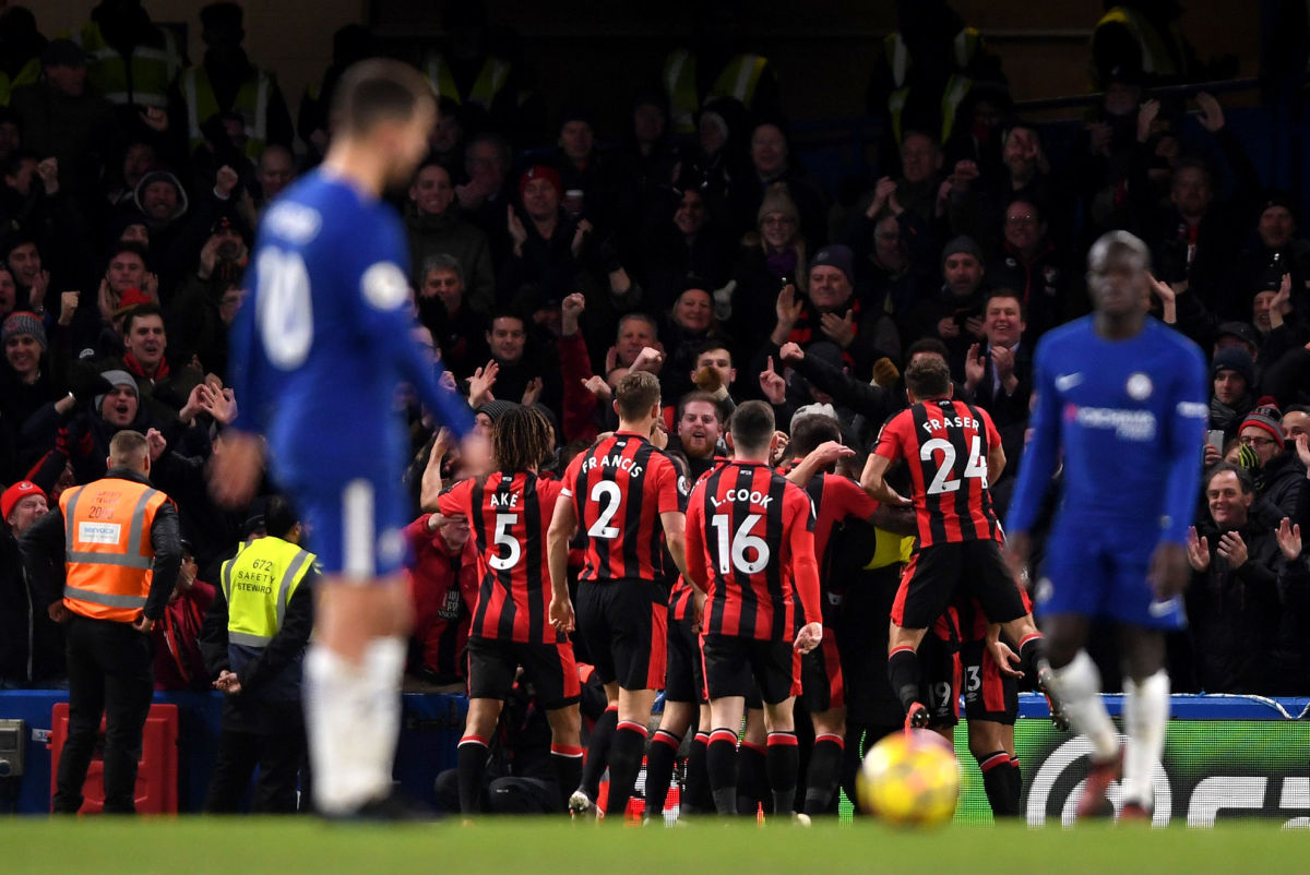 Chelsea v AFC Bournemouth - Premier League
