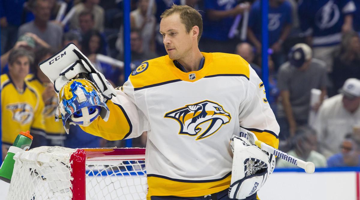 Predators sign Pekka Rinne to 2-year, $10 million contract ...