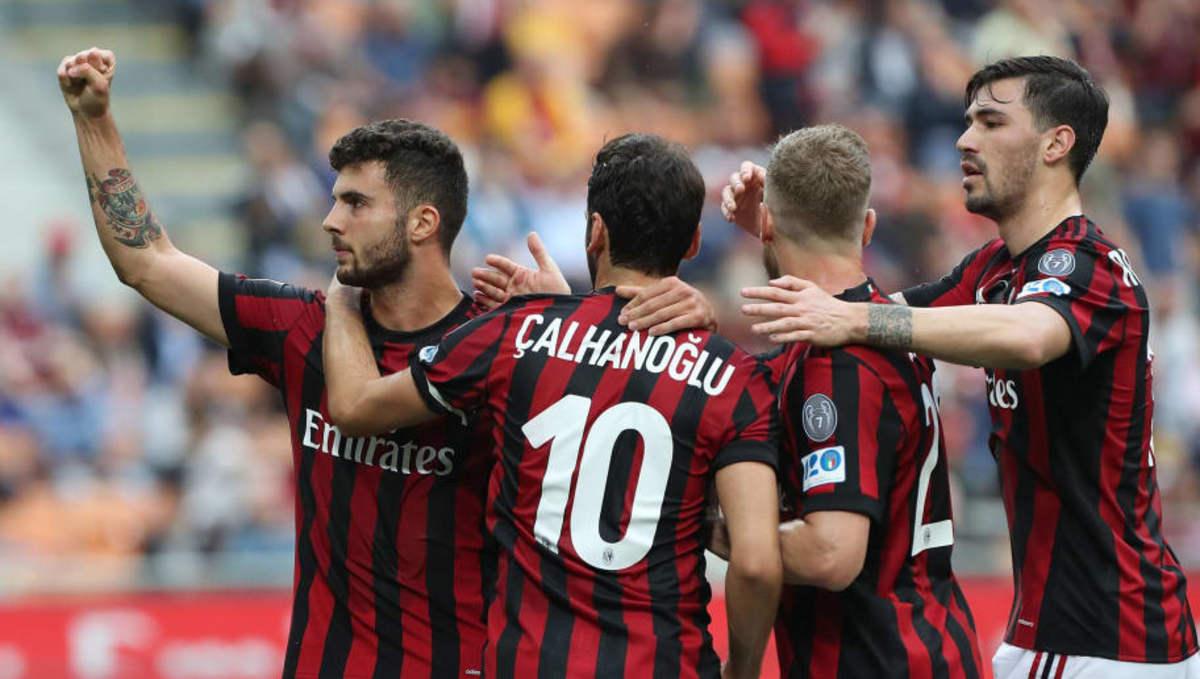 AC Milan 4-1 Hellas Verona: I Rossoneri Dispatch Verona At ...
