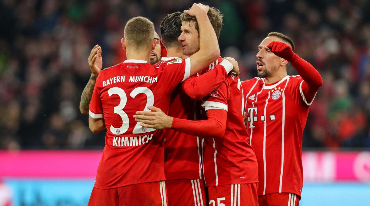 Hoffenheim Bayern Live Stream
