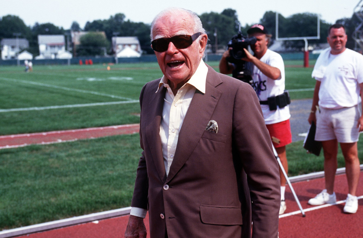 "Jack Kent Cooke said ""someone named Cooke"" would always run the Redskins. But after he changed his will, the team ultimately ended up with Dan Snyder."