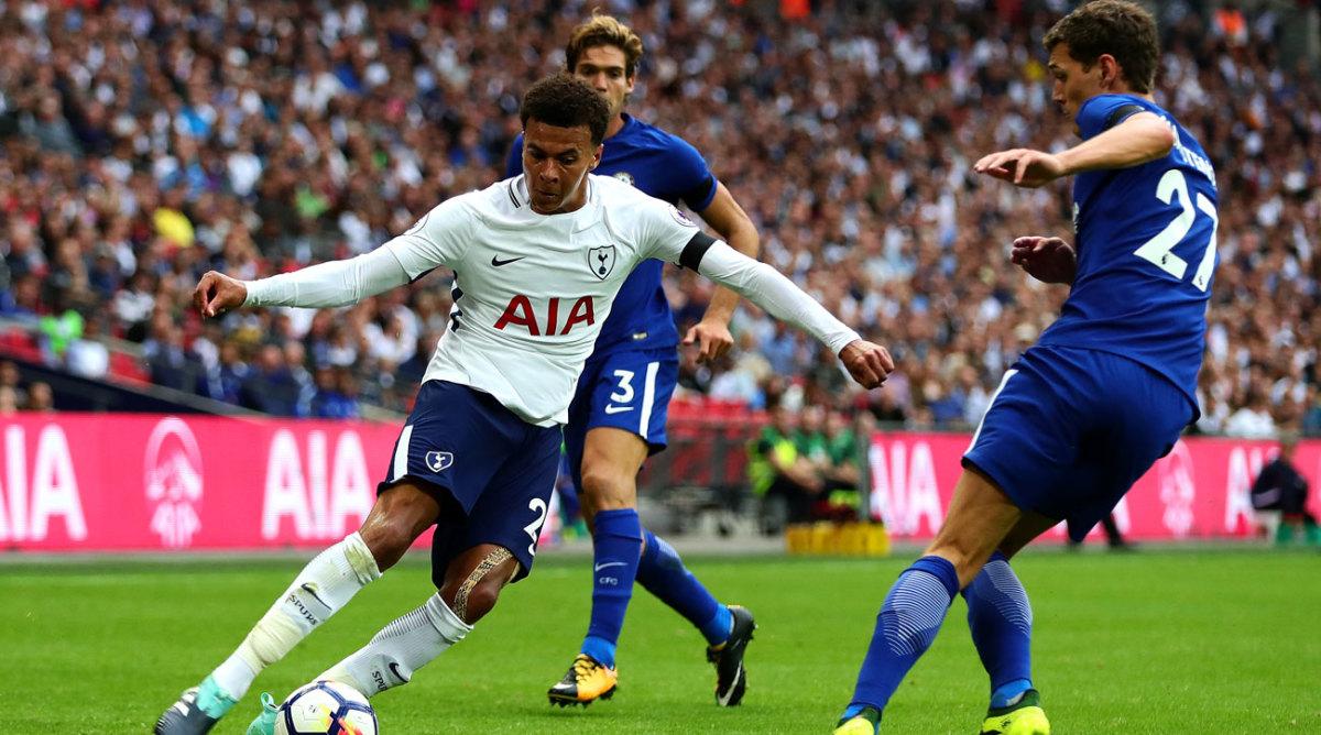 Chelsea V Spurs Score