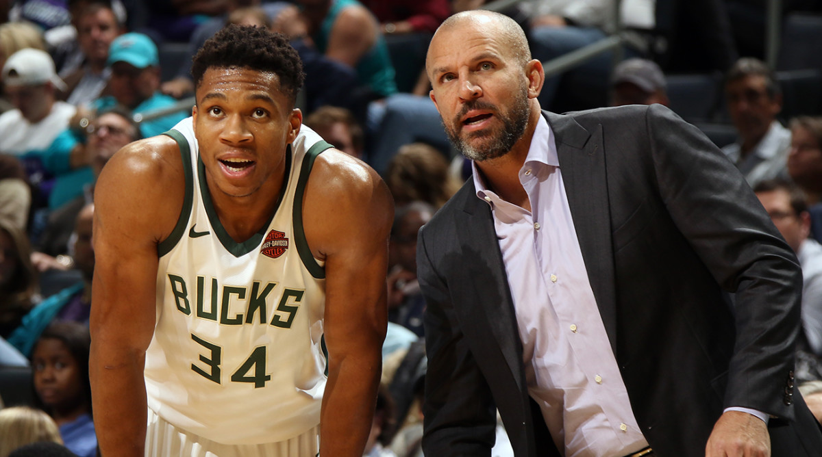 Jason Kidd Fired: Bucks Move On After Sluggish Stretch - Sports Illustrated