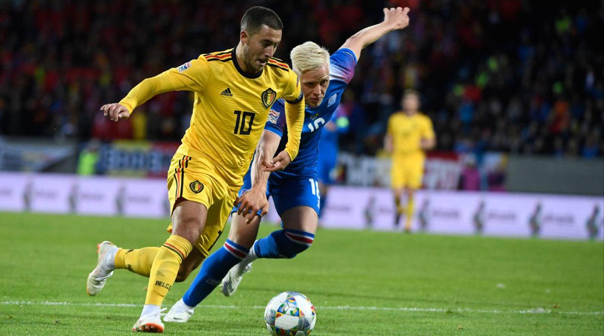 Belgium vs Iceland live stream: Watch Nations League ...