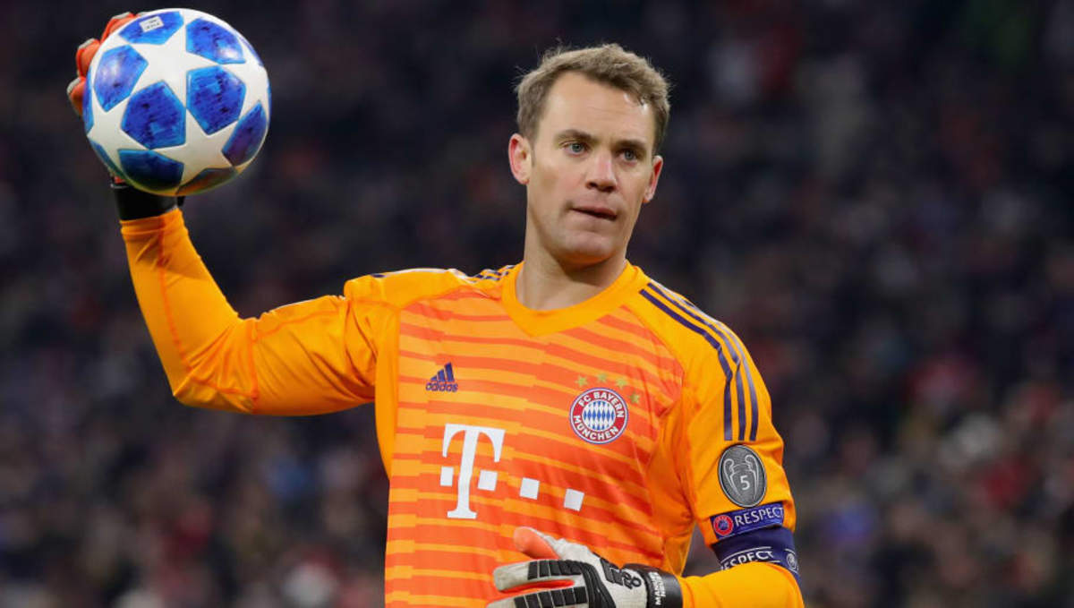 why bayern munich's manuel neuer is finished at the top