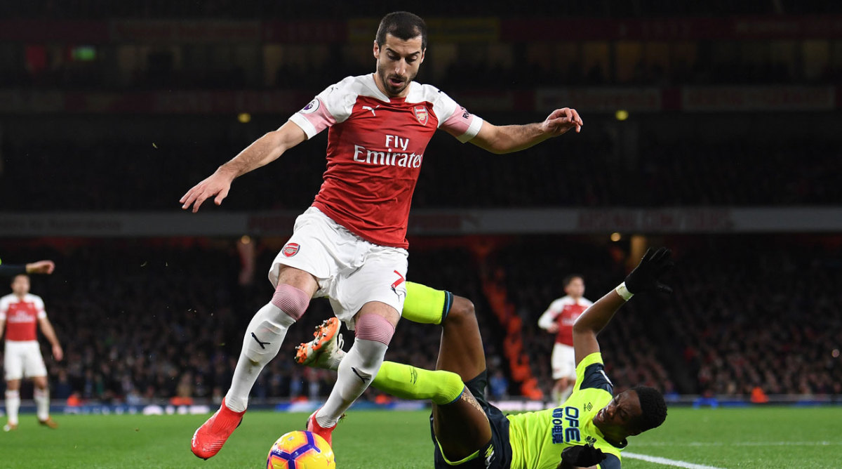 Southampton vs. Arsenal live stream: Watch online, TV ...