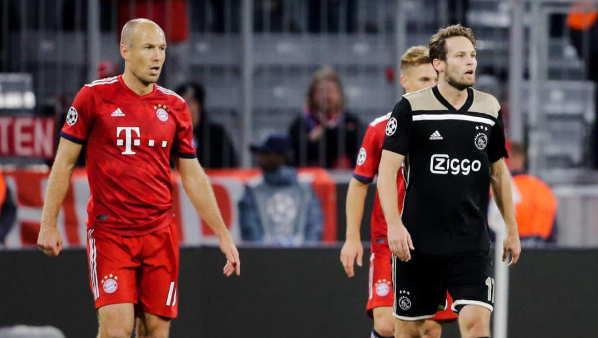 Bayern Ajax Live Tv