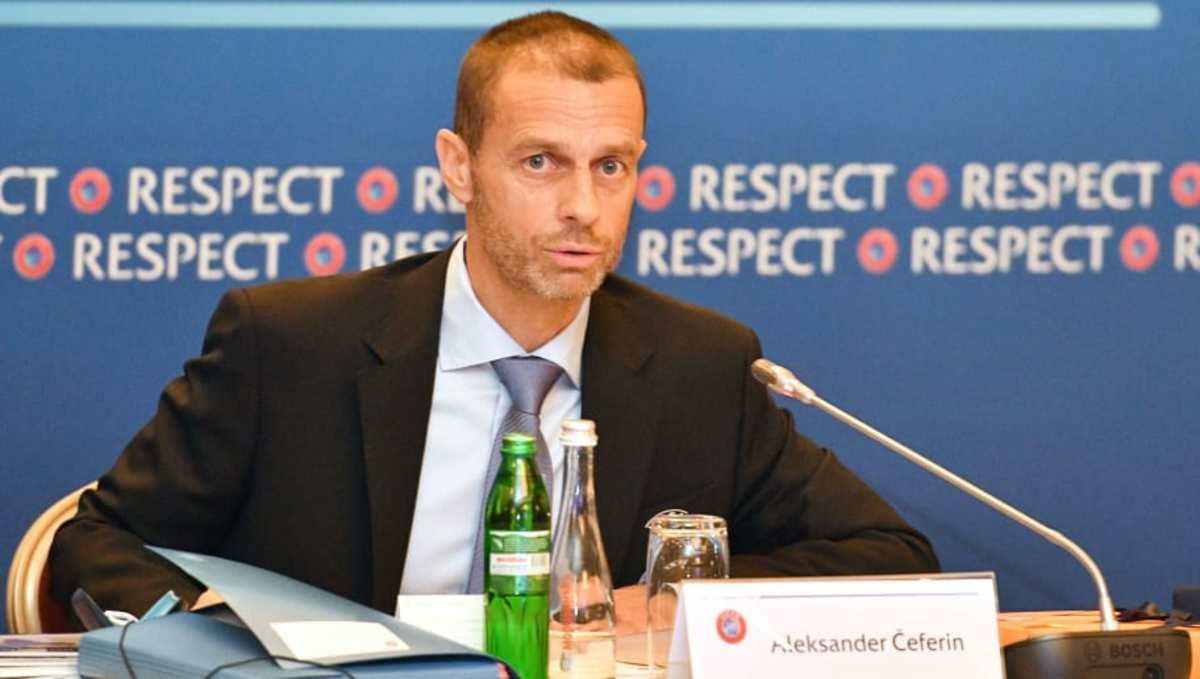 UEFA Denounces FIFA-Linked European Super League Proposal, Calls Idea 'Boring'