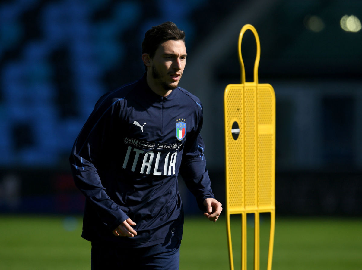 Italy Trainig Session and Press Conference