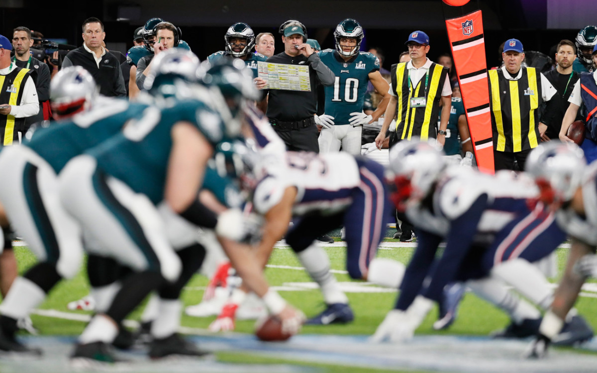 Pederson did a masterly job of calling the right plays, and taking the right risks.