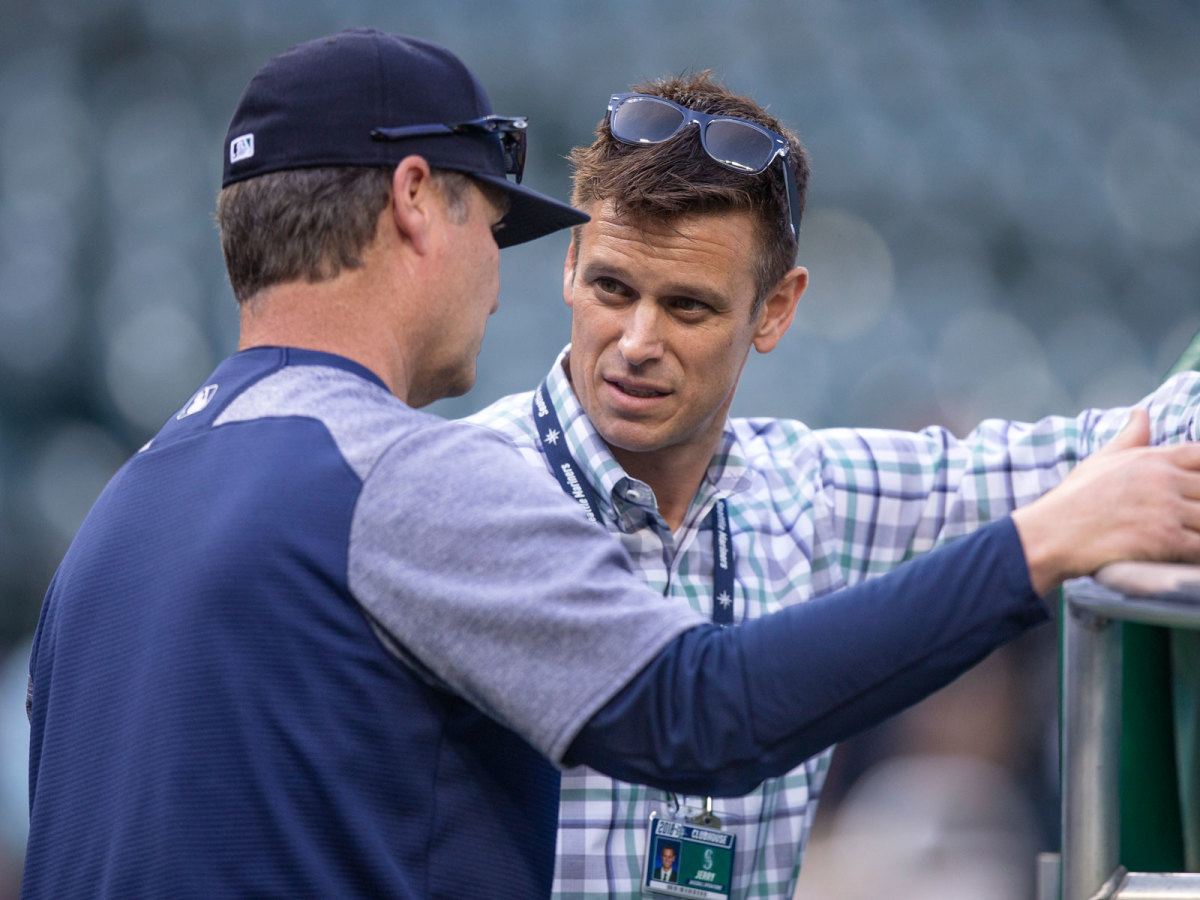 Mariners GM Jerry Dipoto has never been shy about trading players.