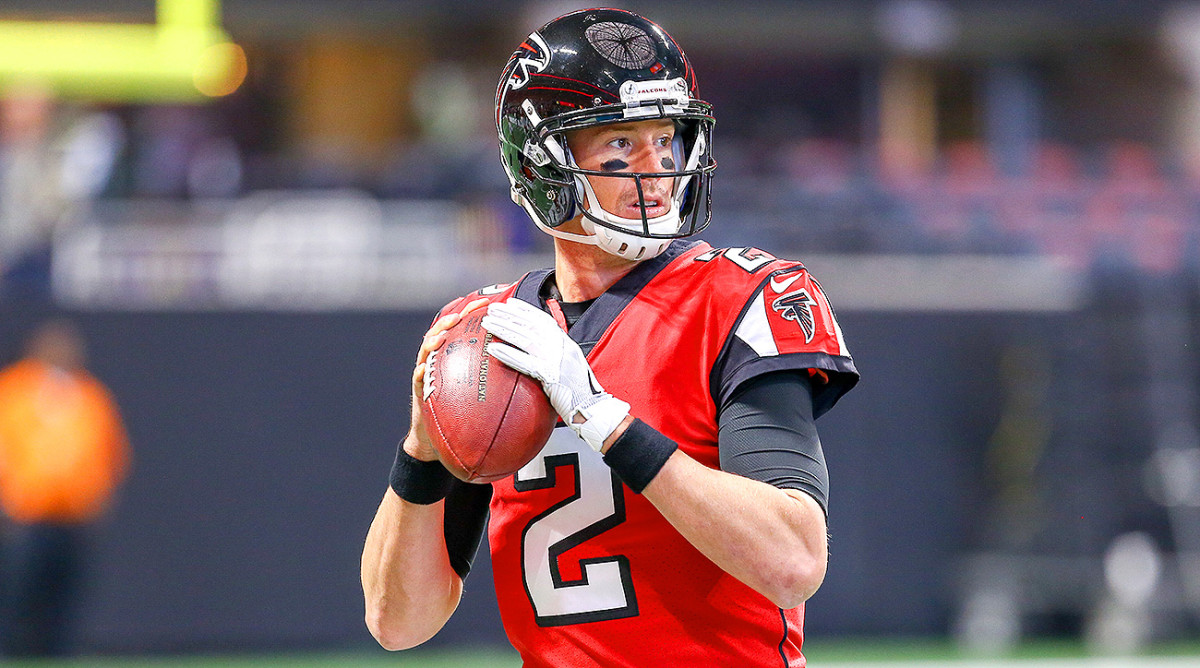 Could this finally be the year for Matt Ryan and the Falcons?