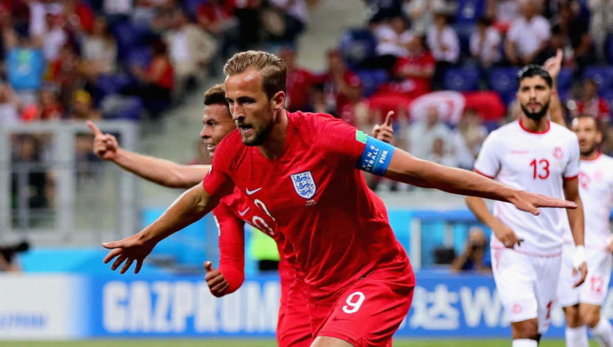 Twitter Goes Into Meltdown After Harry Kane's Late Header Hands England Crucial Win Over Tunisia