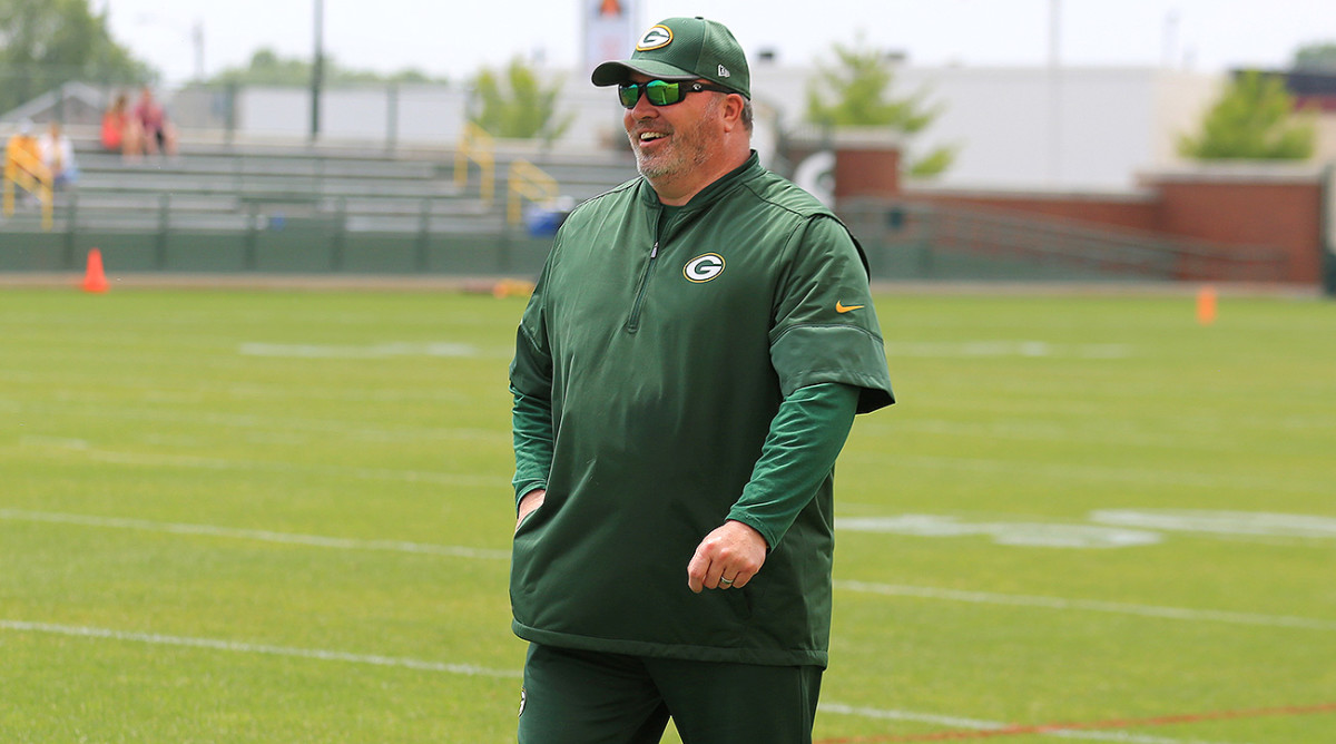 Mike McCarthy opens up about his decision to send a handful of his veterans home for minicamps.