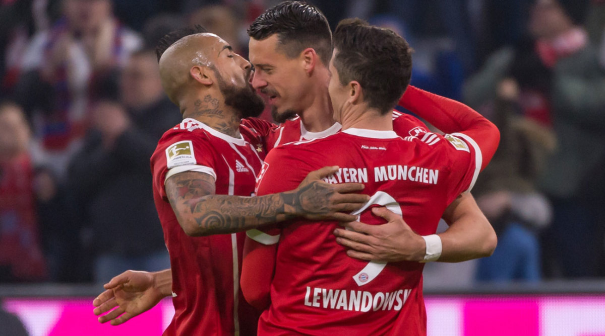 Bayern MГјnchen Vs Mainz