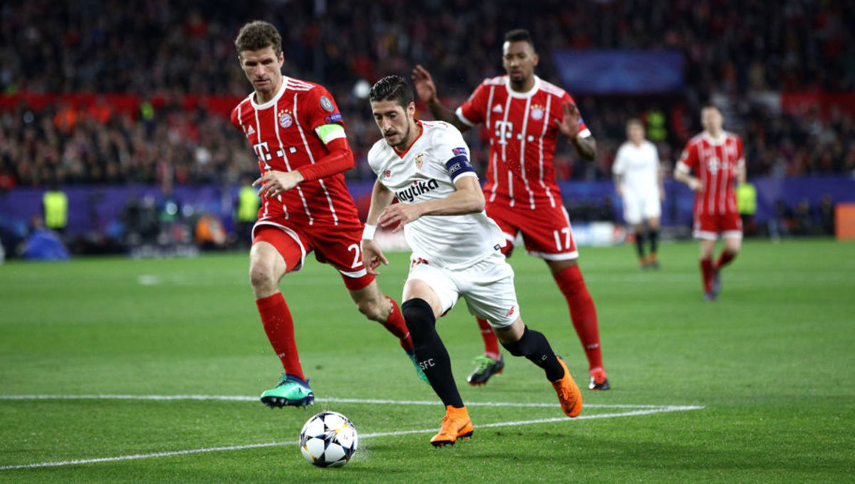 Bayern Munich vs Sevilla: Champions League team news ...