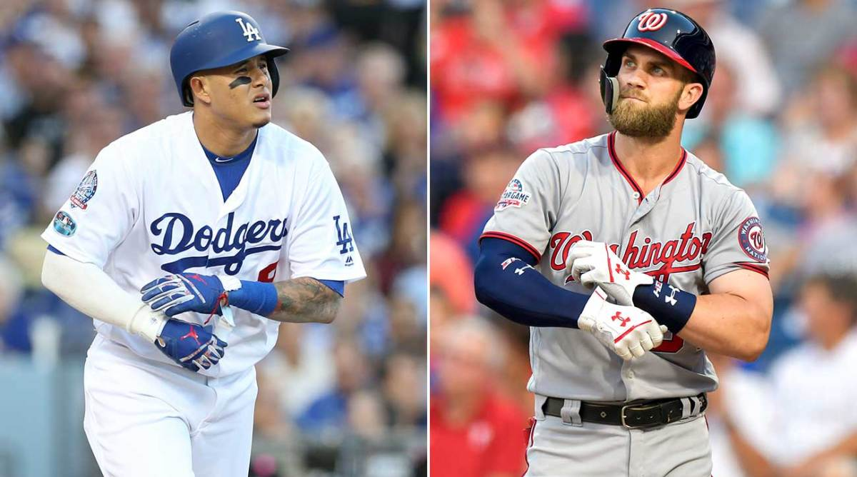 How State Taxes Could Affect Where Bryce Harper and Manny Machado End Up