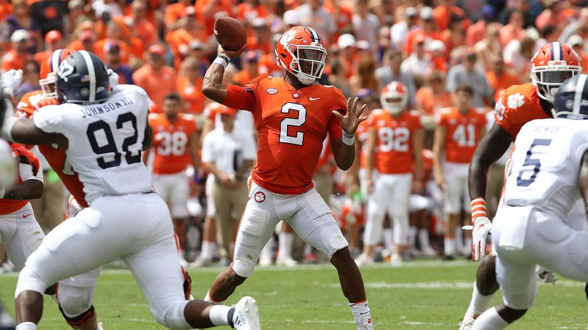 Clemson QB Kelly Bryant to Transfer After Losing Starting ...