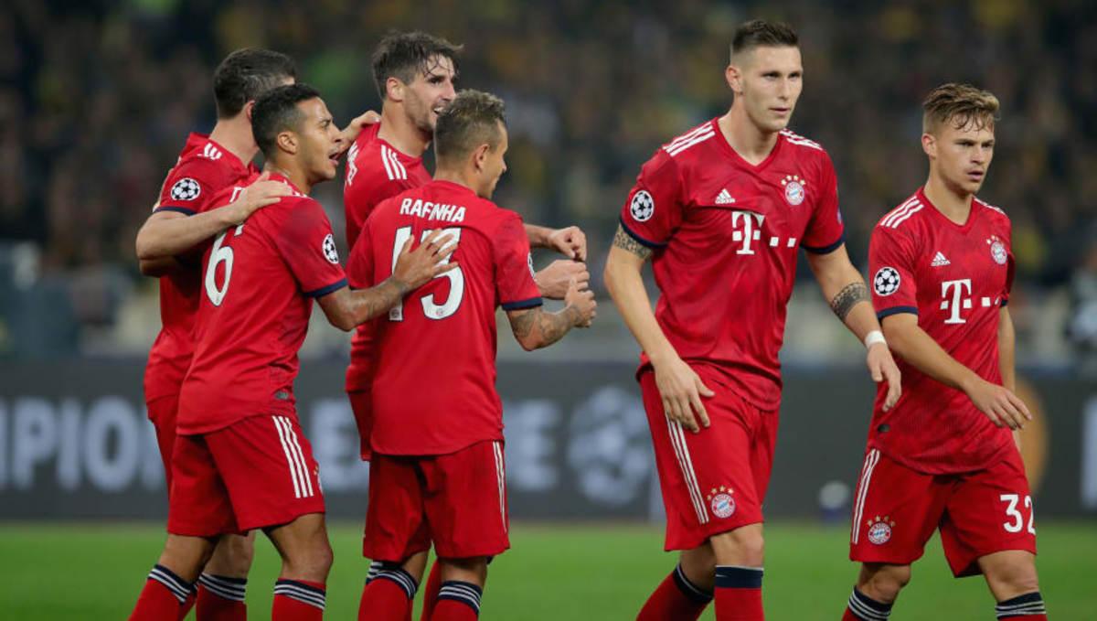 Bayern Vs Aek