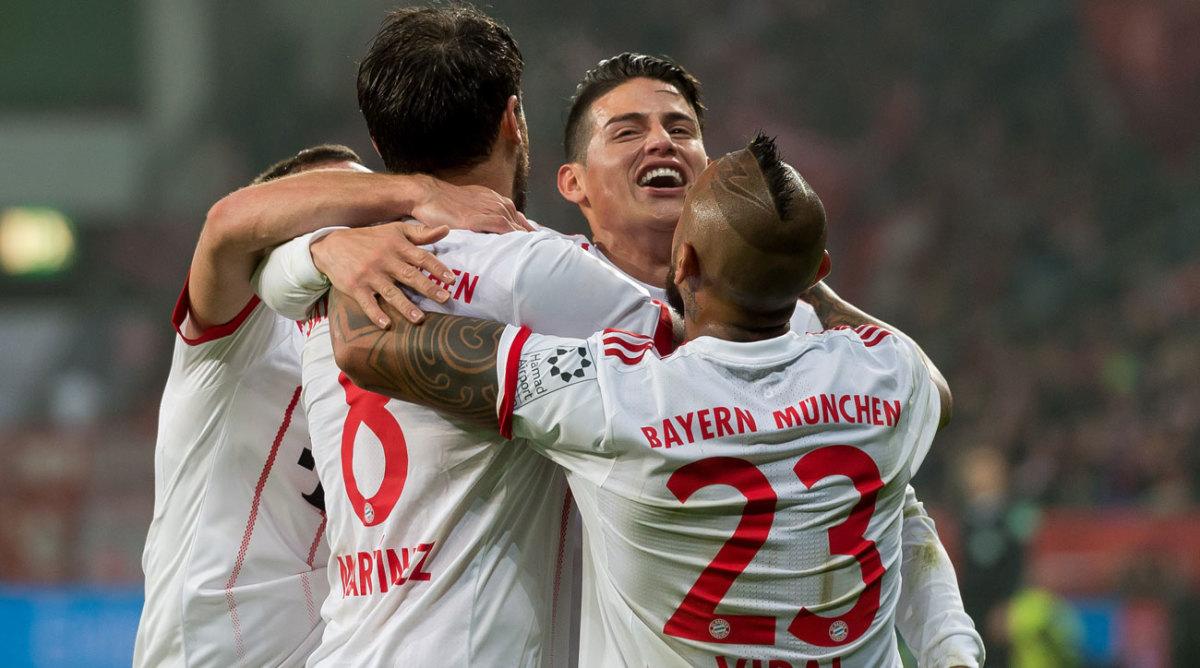 Werder Bremen Vs Bayern München