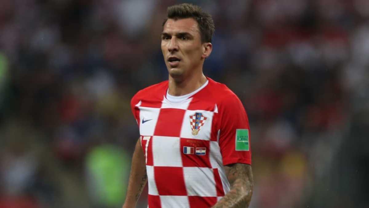 World Cup star Mandzukic retires from Croatia