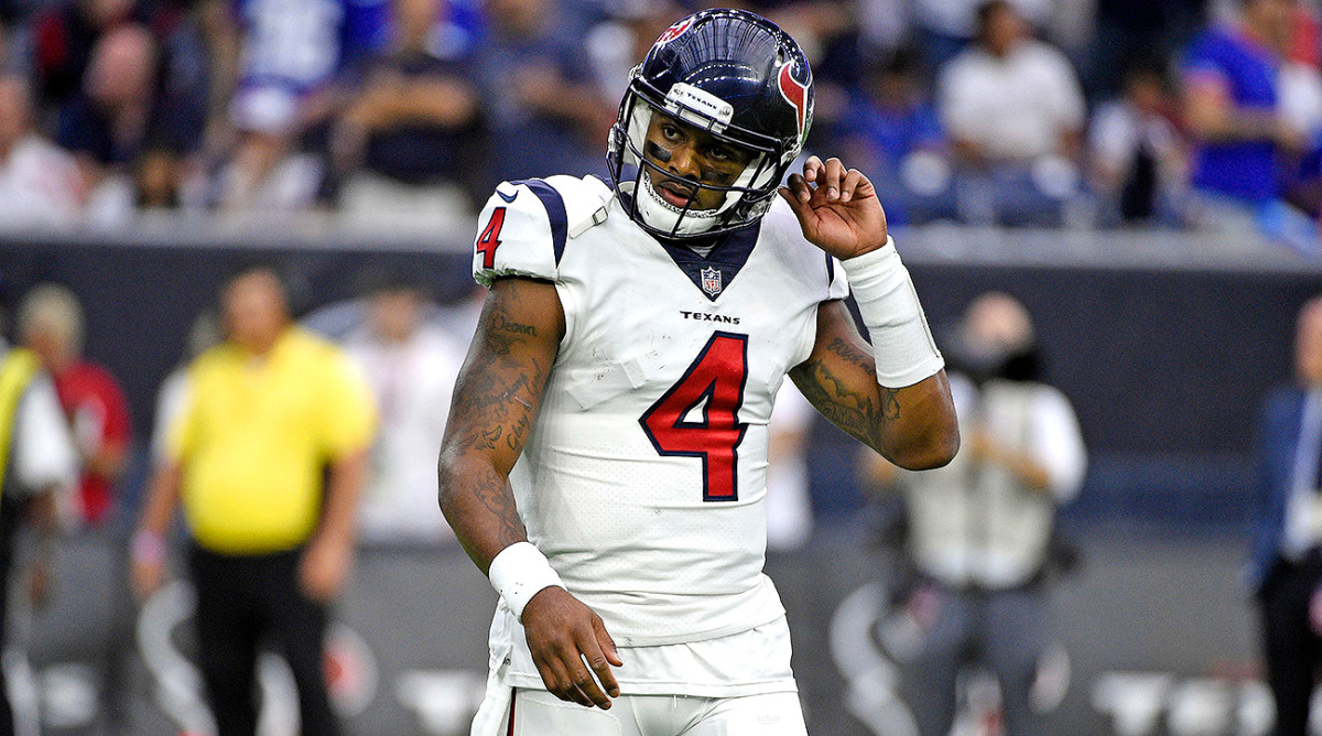 What's wrong with Deshaun Watson and the Texans' offense ...