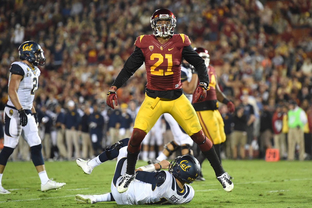 As successful as it was, Cravens' career at USC wasn't without drama.