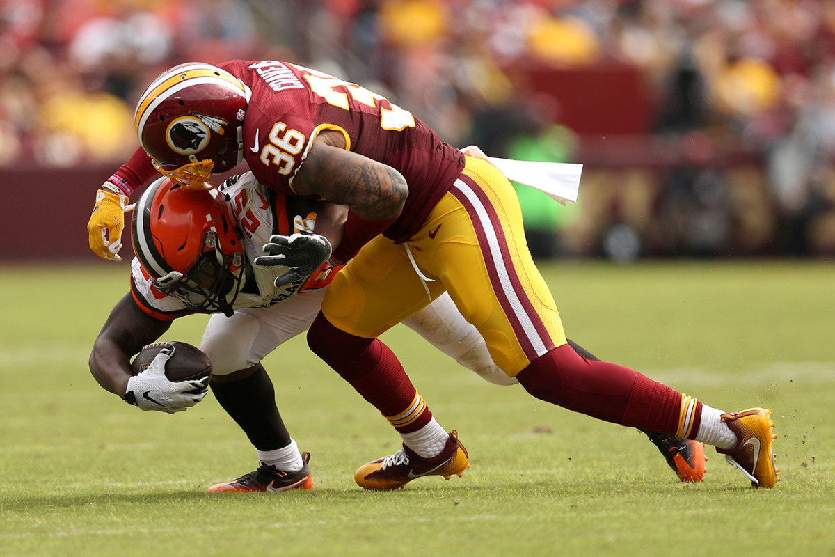 His transition to linebacker in the NFL wasn't always smooth, but Cravens showed plenty of promise as a rookie.
