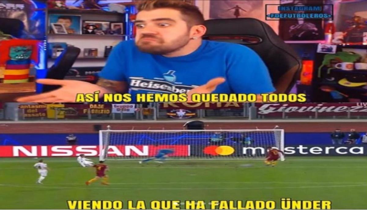 Facebook: Real Madrid vs. Roma y los memes que dejó el triunfo blanco.