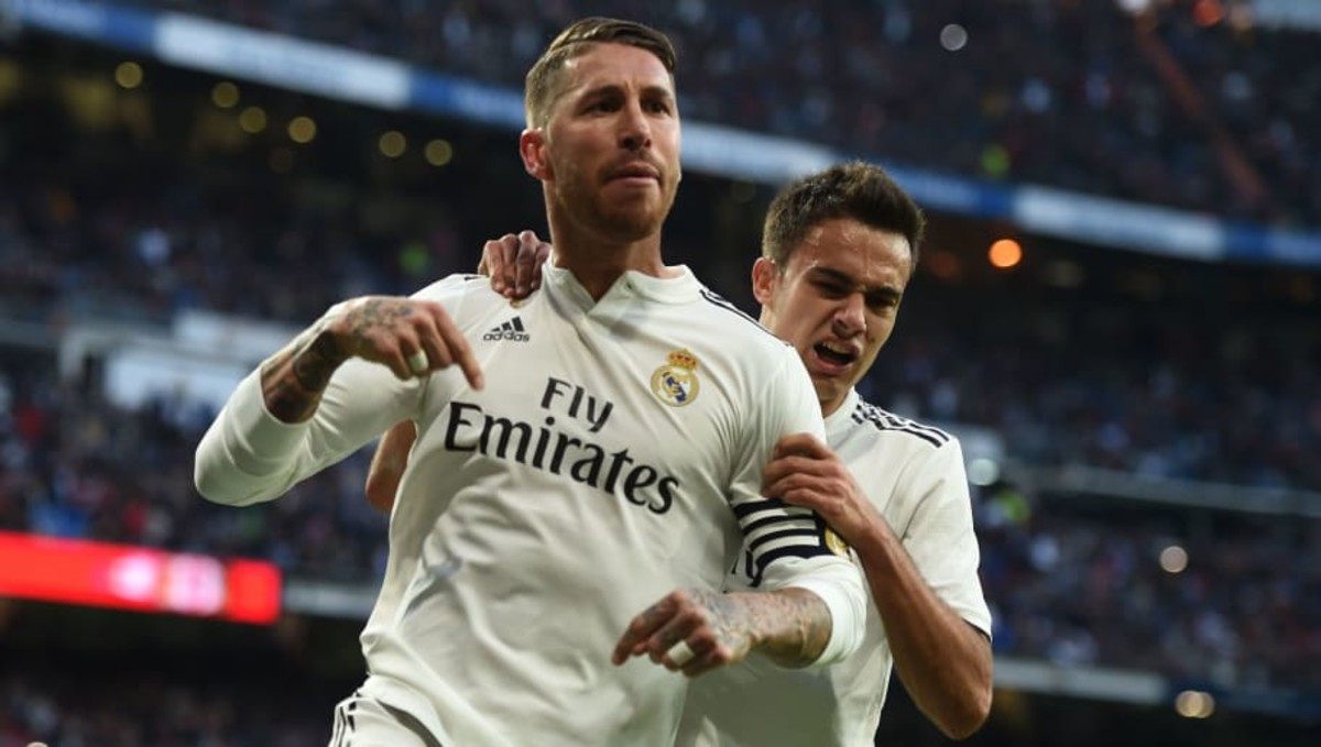 Sergio Ramos Responds After Real Madrid Fans Boo Him During 2-0 Win Over Valladolid