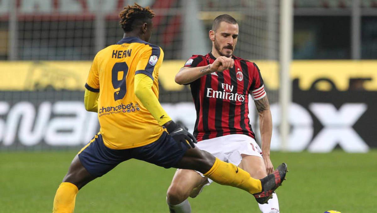 AC Milan vs Hellas Verona Preview: Previous Meeting, Key ...
