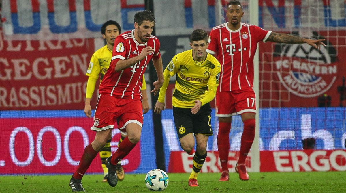 Bayern Dortmund Live Гјbertragung