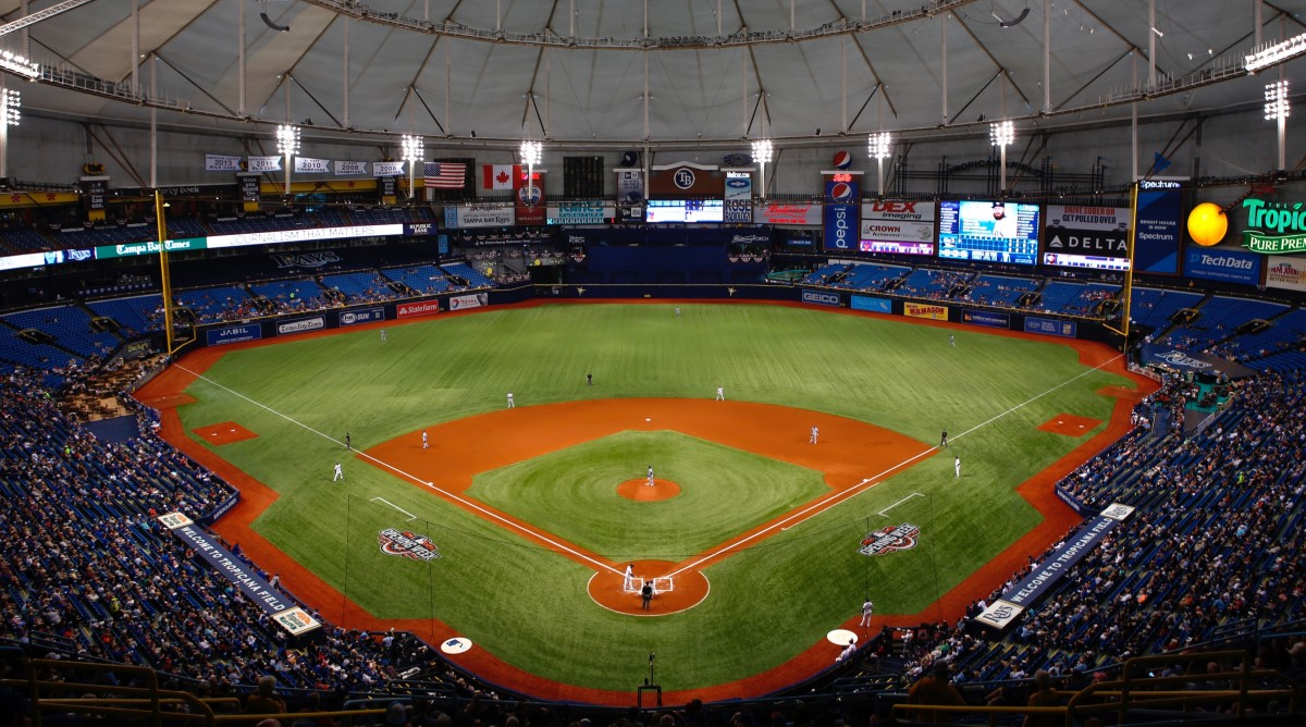 Tampa Bay Rays: New stadium site proposed in Ybor City ...