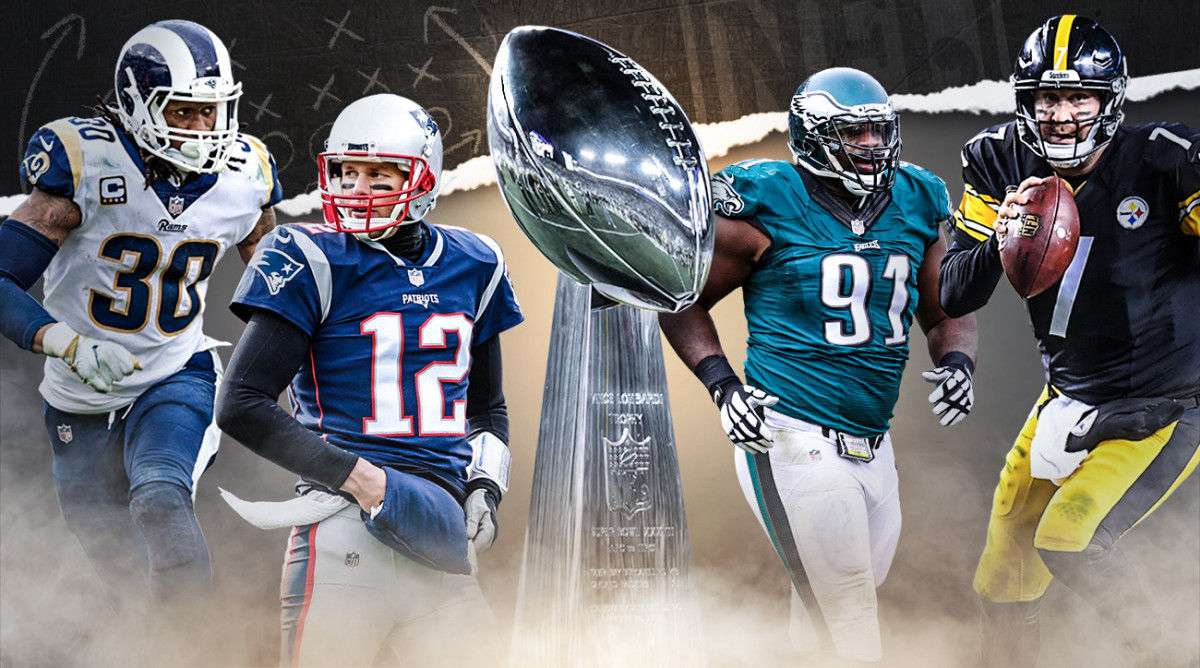 Predictions for the NFL playoffs and Super Bowl 52