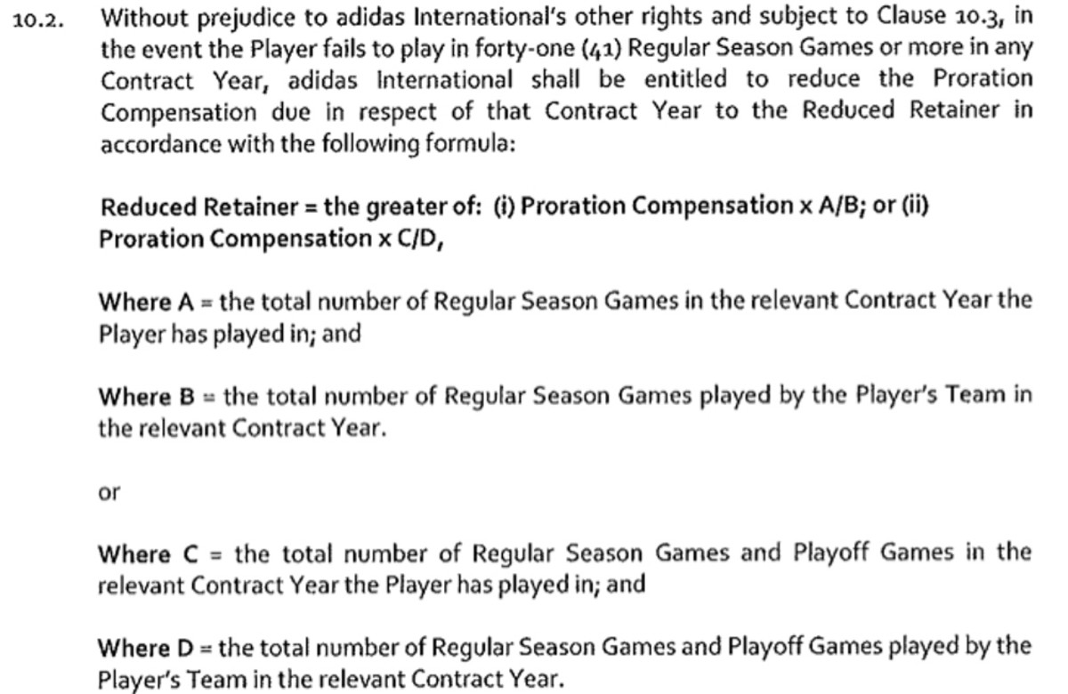 2adidas derrick rose contract