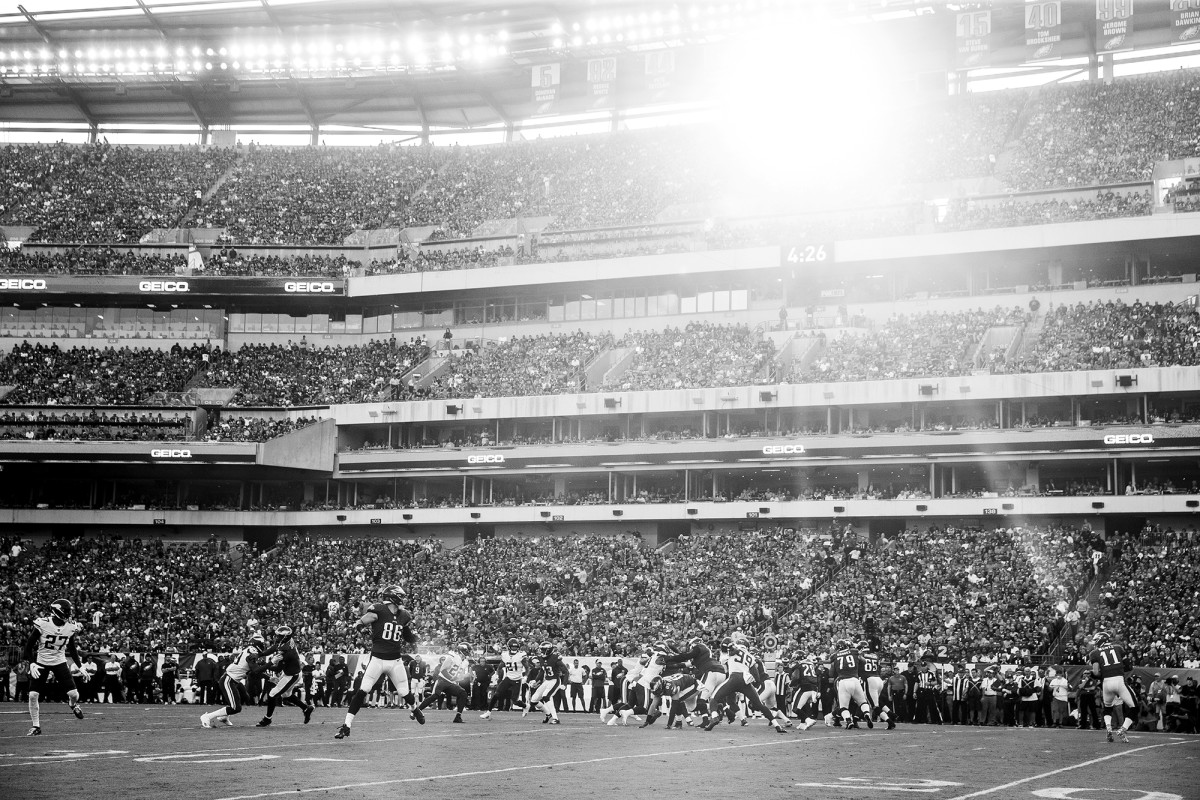 Minnesota Vikings vs. Philadelphia Eagles at Lincoln Financial Field
