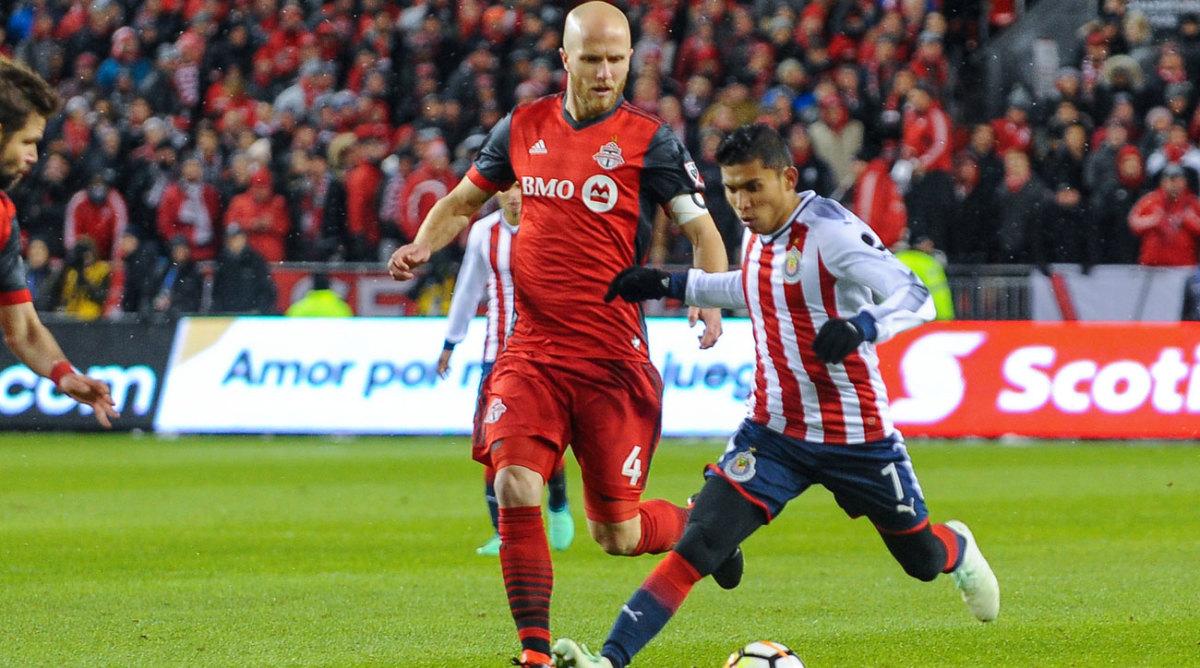 How to Watch Chivas vs. Toronto FC, CCL Final