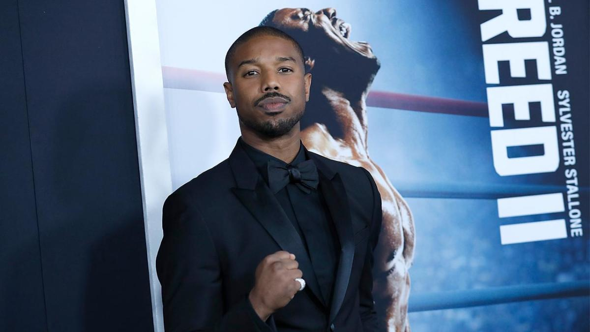 Aviación Periódico Saltar  Michael B Jordan, Creed revive Stallone's Rocky franchise - Sports  Illustrated
