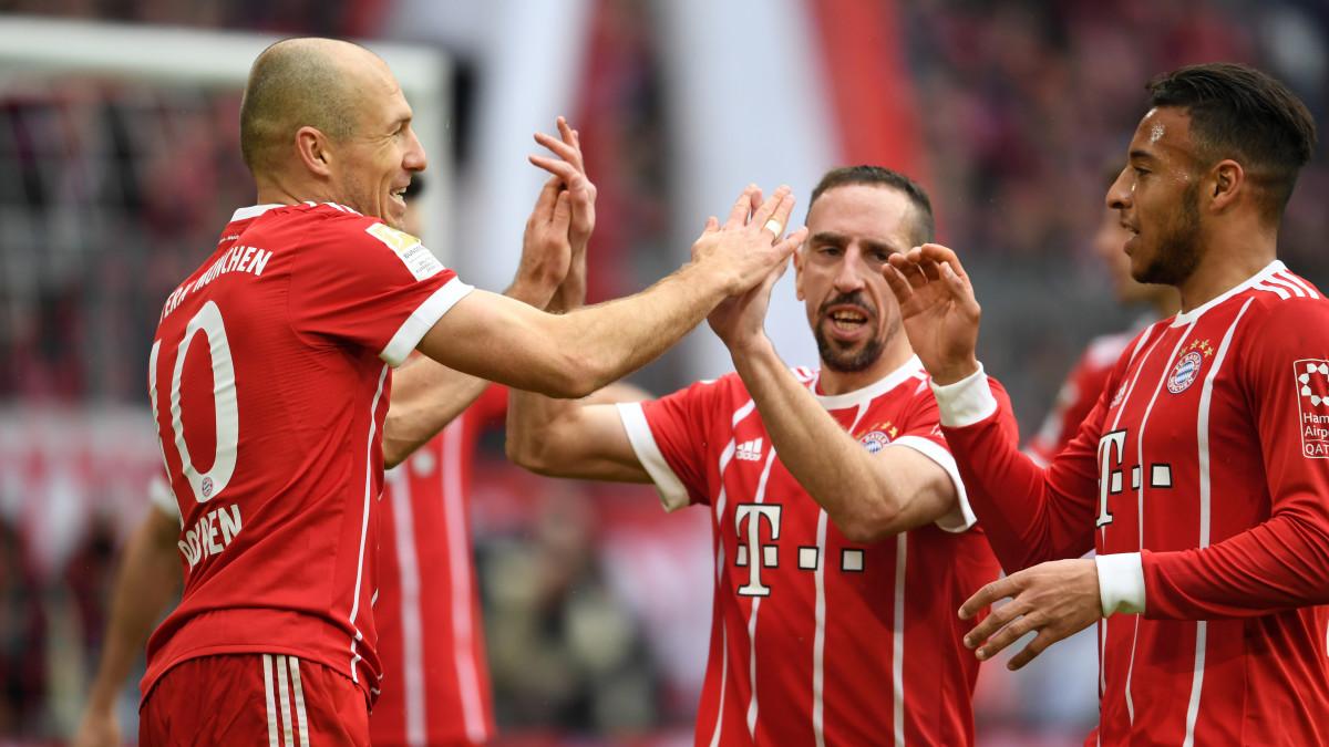 Besiktas Vs Bayern