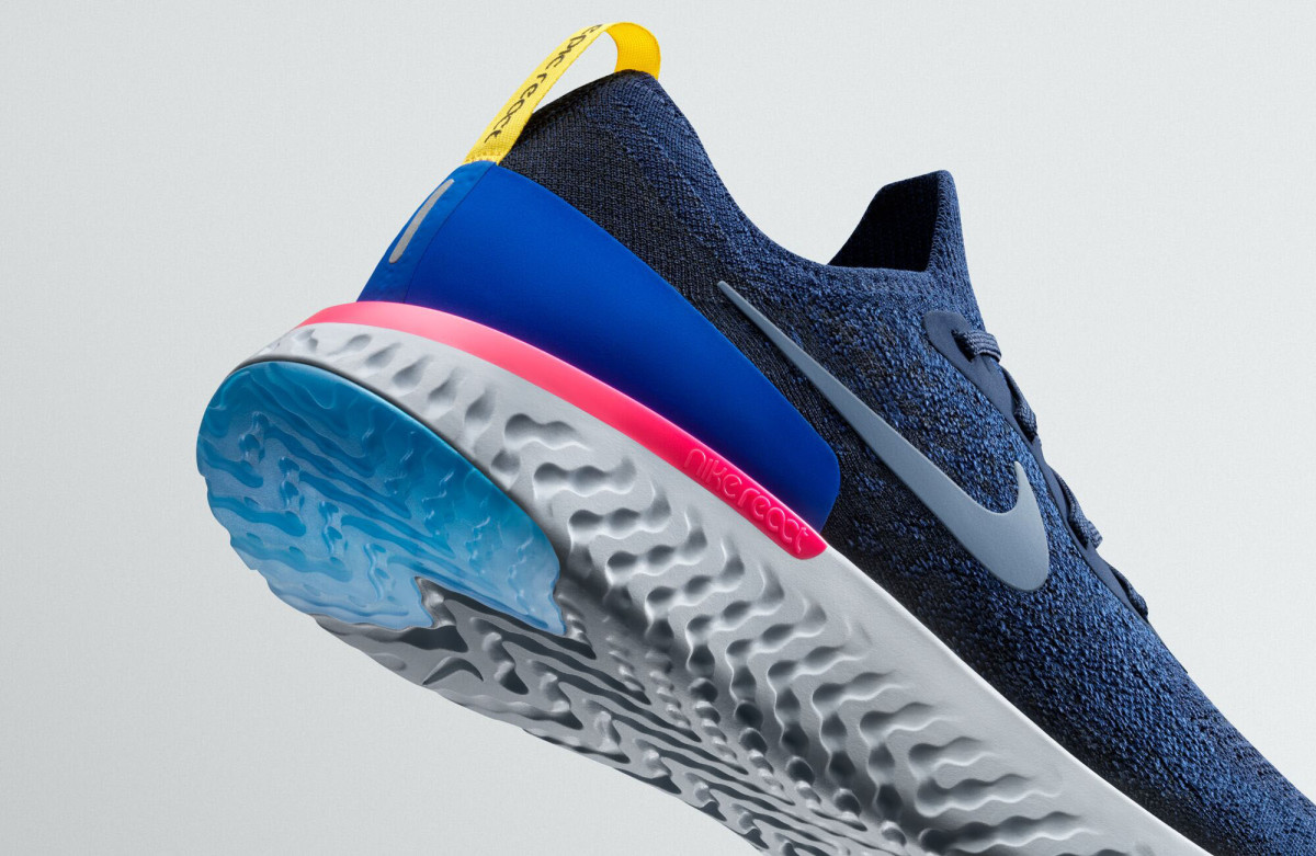 Botánica obesidad Oferta  Nike Epic React Flyknit review: Lightweight running shoe - Sports  Illustrated