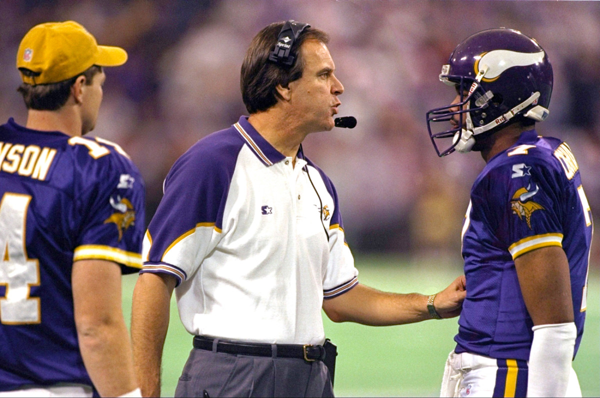 Billick, as offensive coordinator, masterminded what was to that point the highest-scoring offense in NFL history.