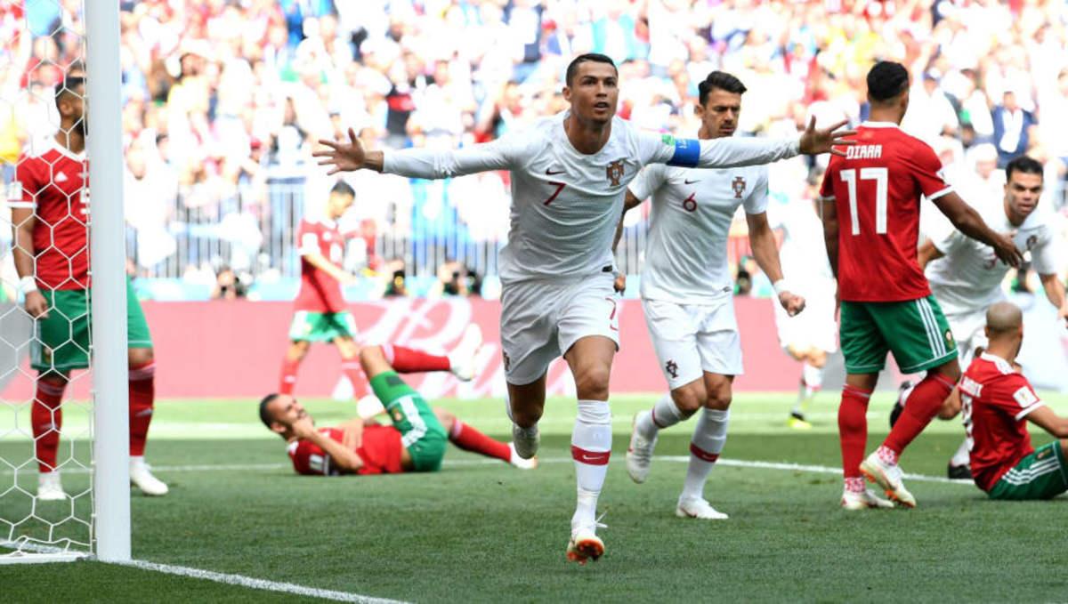 Portugal Vs Marokko
