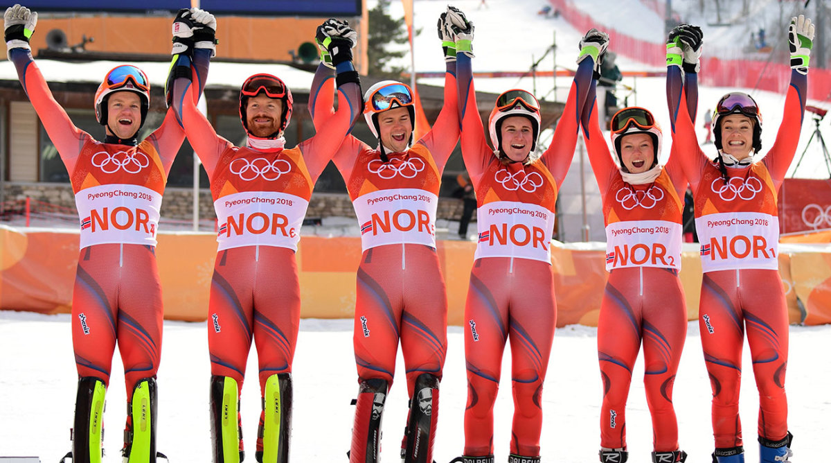 Norway's Secret to Crushing the Competition at the Winter Olympics