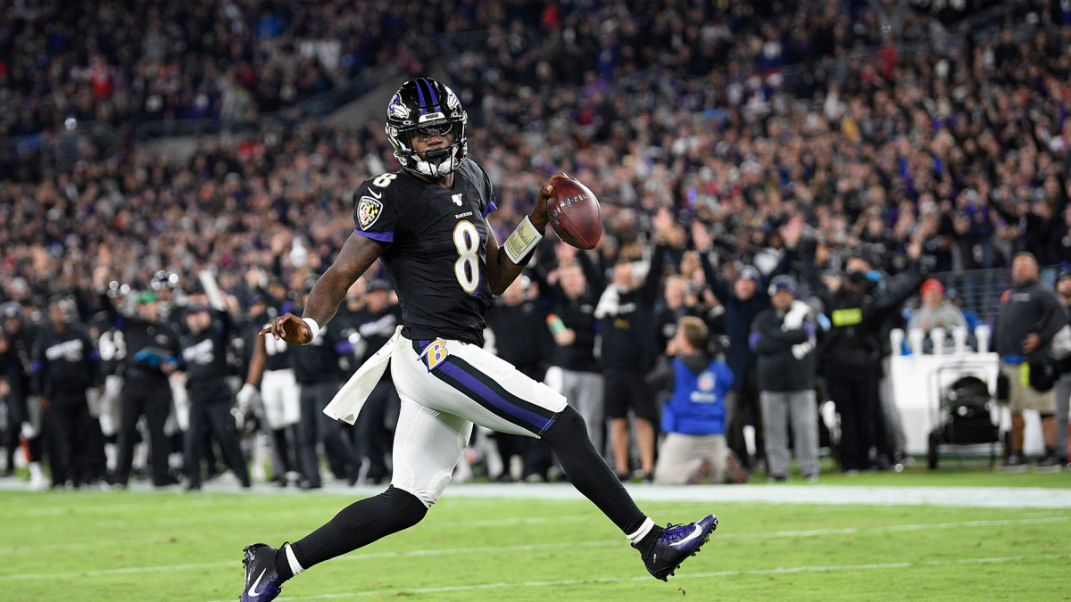Lamar Jackson Shines on Big Stage as Ravens Hand Patriots First Loss