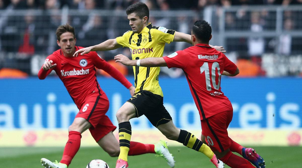 Dortmund Vs Monaco Live