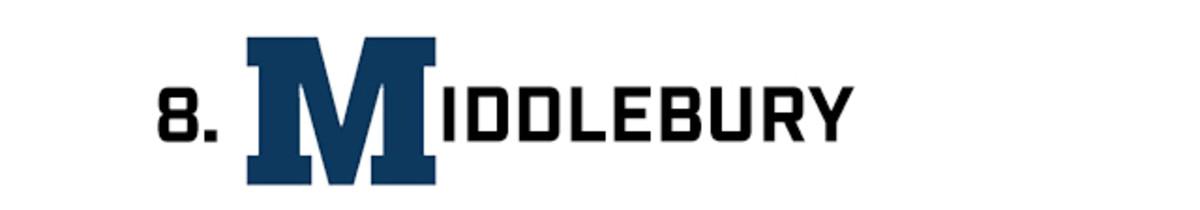 8 Middlebury